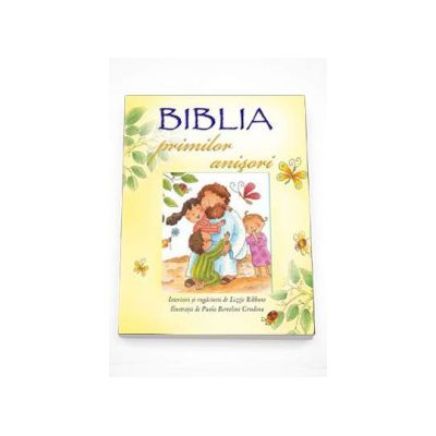 Biblia primilor anisori (Lizzie Ribbons)