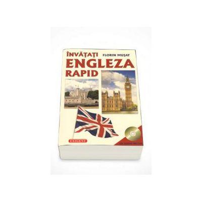 Invatati engleza rapid (CD Audio Inclus)