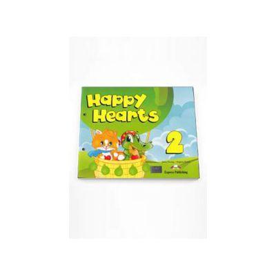 Curs pentru limba engleza Happy Hearts 2 Pupils Book