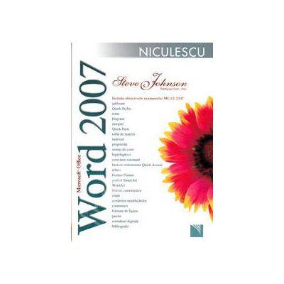 Microsoft Office Word 2007 (Steve Johnson - Perspection, Inc.)