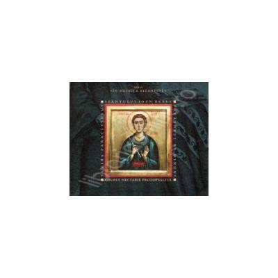 Slujba Paraclisului Sfantului Ioan Rusul, facatorul de minuni (CD Audio)