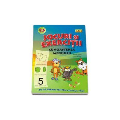 Cunoasterea mediului (5-6 ani). Jocuri si exercitii