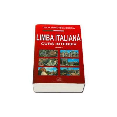 Limba italiana (curs intensiv) - Doroteea Borcia