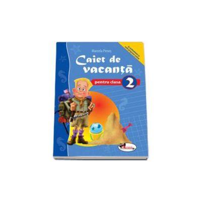 Marcela Penes, Caiet de vacanta clasa a II-a, editie revizuita si adaugita