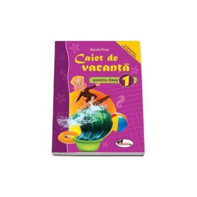Marcela Penes, Caiet de vacanta clasa I, editie revizuita si adaugita