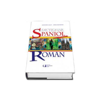 Dictionar Spaniol - Roman