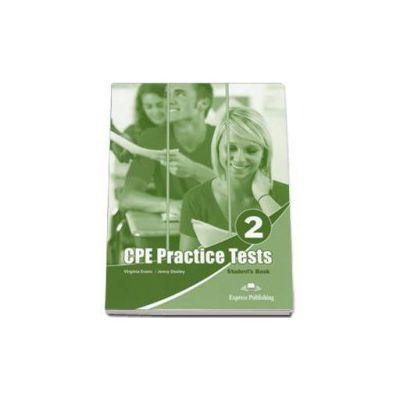 Teste de limba engleza. Practice test CPE 2 (Students Book)