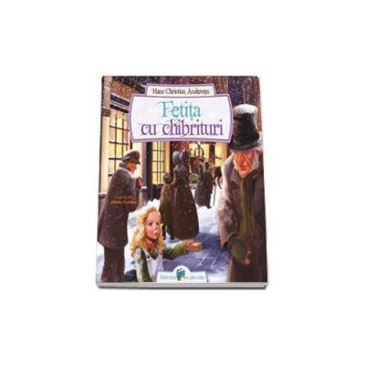 Fetita cu chibrituri, Hans Christian Andersen