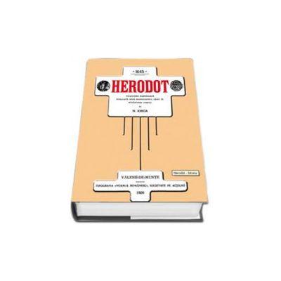 Herodot. Editie facsmil
