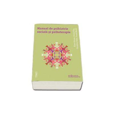 Klaus Dorner, Manual de psihiatrie sociala si psihoterapie