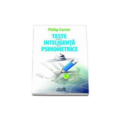 Teste de inteligenţă şi psihometrice