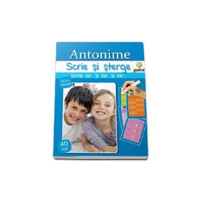 Antonime (Scrie si sterge!)