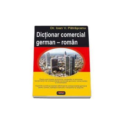 Ioan V. Patrascanu, Dictionar comercial german-roman
