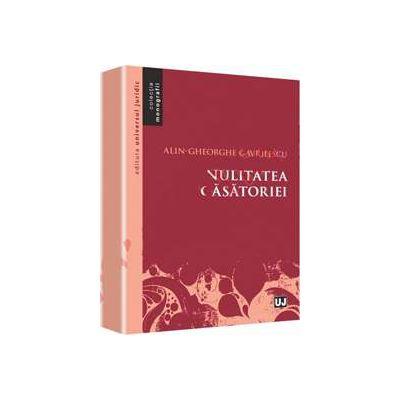 Nulitatea casatoriei (Colectia monografii)
