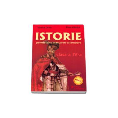 Istorie pentru toate manualele alternative clasa a IV-a