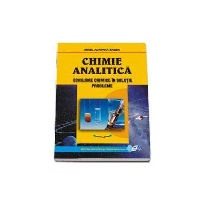 Chimie analitica - Echilibre chimice in solutie - Probleme