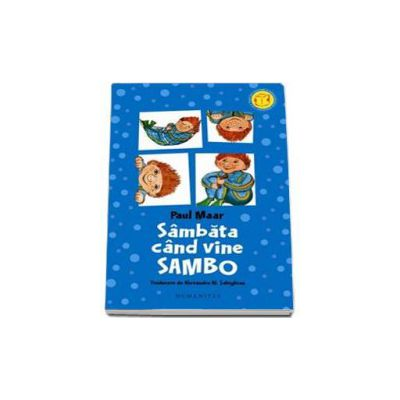 Paul Maar, Sambata cand vine Sambo