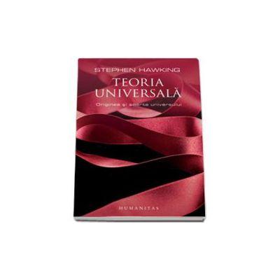 Stephen Hawking, Teoria universala - Originea si soarta universului