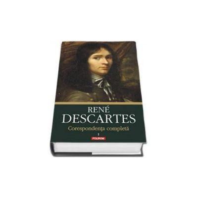 Rene Descartes, Corespondenta completa. Volumul I: 1607-1638