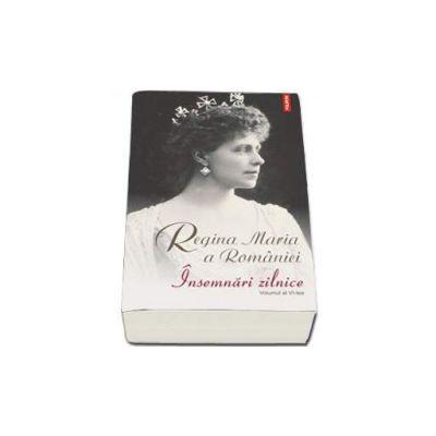 Regina Maria a Romaniei, Insemnari zilnice. Volumul al VI-lea (1 ianuarie-31 decembrie 1924)