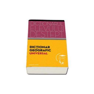 Anatol Eremia, Dictionar geografic scolar. Dictionarul elevului destept