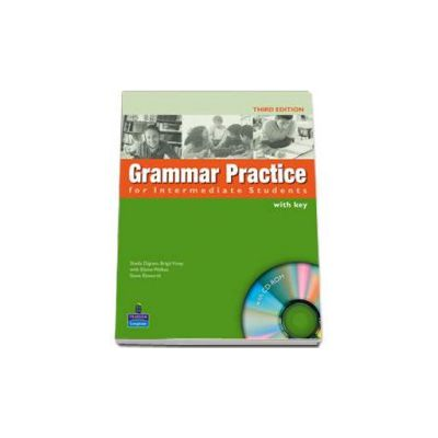 Grammar Practice for Intermediate Students with key - Third Edition (with CD-ROM)