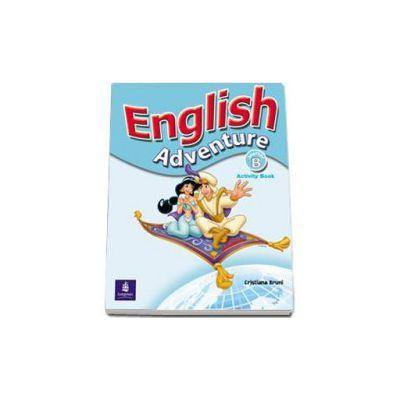 English Adventure Starter B Activity Book (Format, paperback)