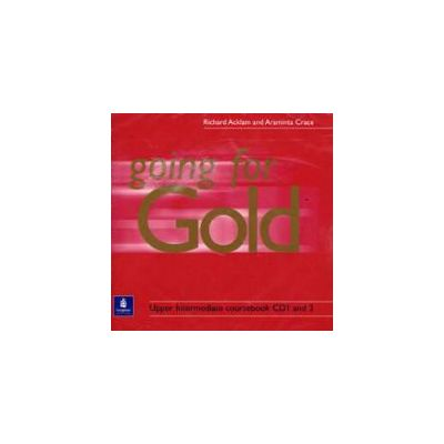 Going for Gold Upper Intermediate Class CD 1-2 (CD-Audio)
