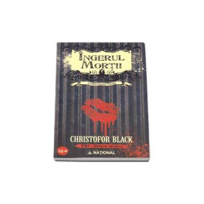 Christofor Black, Ingerul Mortii (FBI - Divizia secreta)