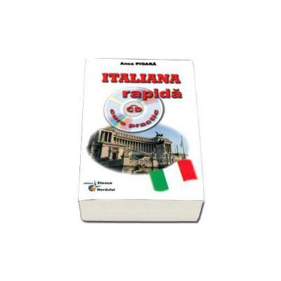 Italiana rapida, curs practic cu CD audio