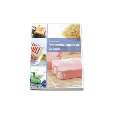 Anne Schaaf, Prepararea sapunului de casa