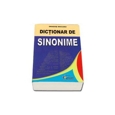 Dragos Mocanu, Dictionar de sinonime