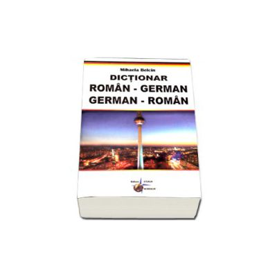 Dictionar, dublu Roman - German, German - Roman