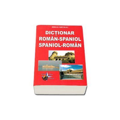 Dictionar, dublu Roman - Spaniol, Spaniol - Roman