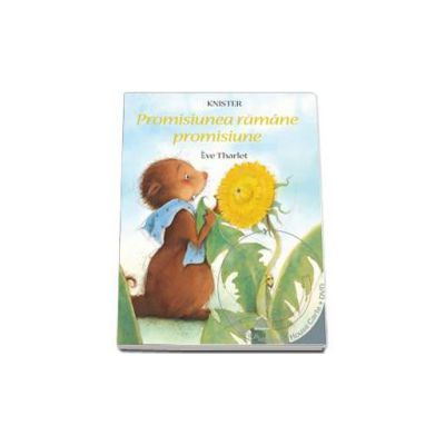 Promisiunea ramane promisiune - Poveste animata in 4 limbi: romana, engleza, franceza, germana (Carte si DVD)