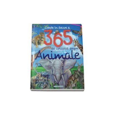 Citeste in fiecare zi - 365 de curiozitati despre Animale