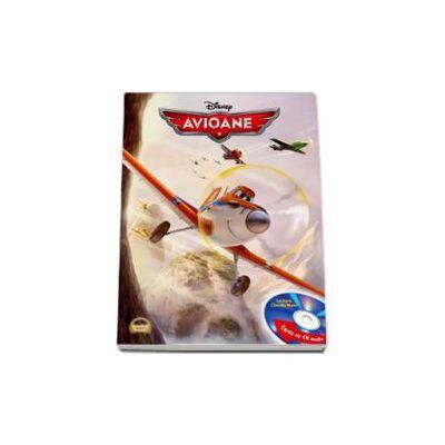 Disney, Avioane - Editie prescurtata (Carte cu CD)