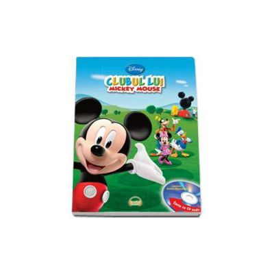 Disney, Clubul lui Mickey Mouse (Carte cu CD)
