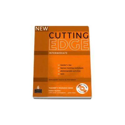 Cutting Edge Intermediate Teachers Book New Edition and Test Master CD-Rom Pack (Helen Barker)