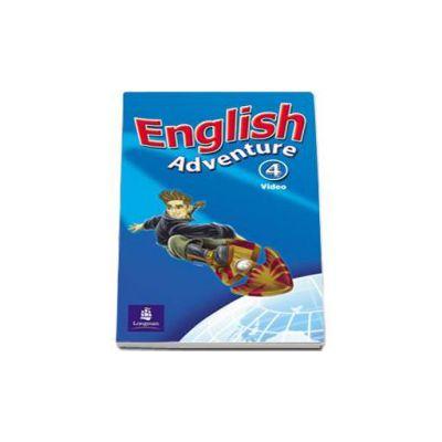 English Adventure Level 4 Video (Hearn Izabella)
