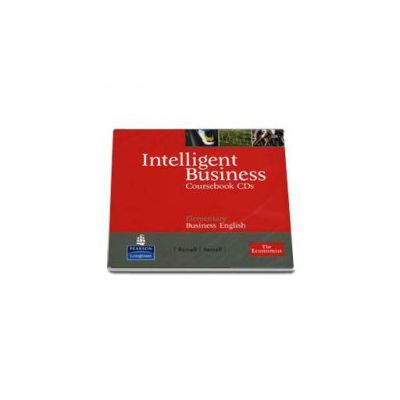 Intelligent Business Elementary Coursebook Audio CD 1-2 - Irene Barrall