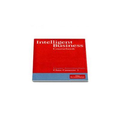 Intelligent Business Upper Intermediate Course Book Cassette 1-2 (Graham Tullis)