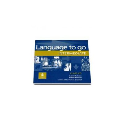 Language to Go Intermediate Class CD (Robin Wileman)