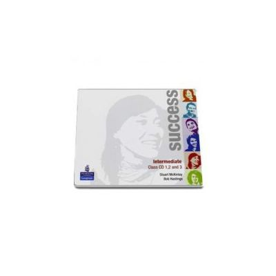 Success Intermediate Class Audio CD (3 Cds) - Stuart McKinlay
