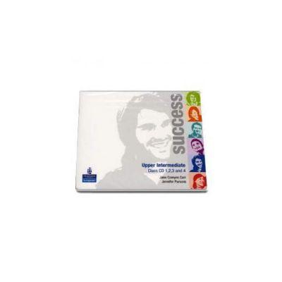 Success Upper Intermediate Class Audio CD (4 Cds) - Jenny Parsons