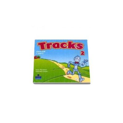 Tracks 2 Class CD - Global (2 Cds) - Gabriella Lazzeri