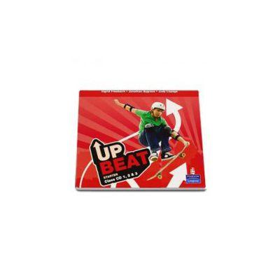 Upbeat Starter Class CDs (3 Cds) - Freebairn Ingrid