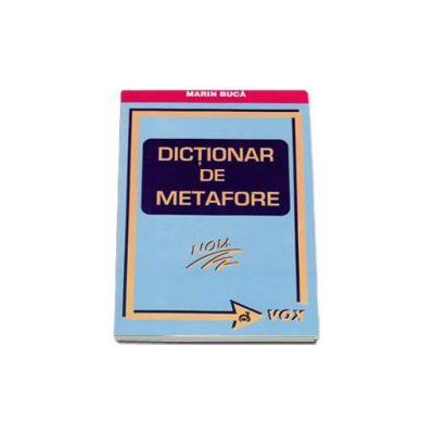 Marin Buca, Dictionar de metafore