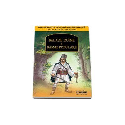 Balade, doine si basme populare (Bibliografie scolara)