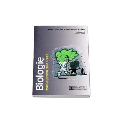Biologie manual pentru clasa a VIII-a - Aglaia Ionel si Victoria Oaida